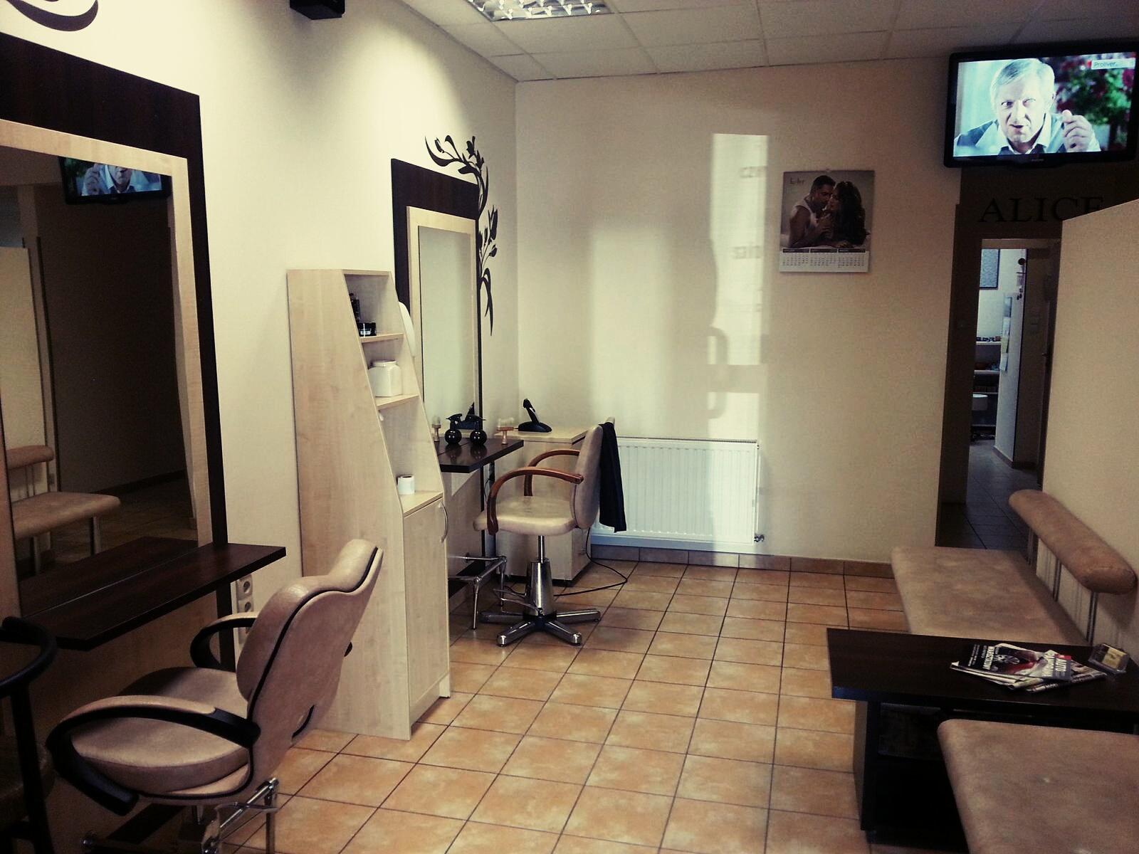 Salon fryzjerski Mokotow (1)